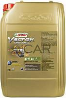 Castrol Vecton Long Drain 10W-40 E7 дизельное моторное масло, 20 л