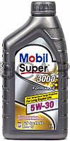 Mobil Super 3000 Formula FE 5W-30 синтетическое моторное масло, 1 л