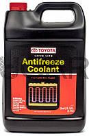 Toyota Long Life Antifreeze Coolant красный антифриз-концентрат, 3,78 л