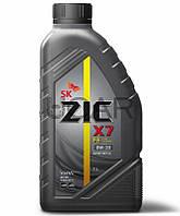 ZIC X7 FE 0W-20 синтетическое моторное масло, 1 л