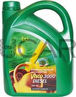 BP Visco 3000 Diesel 10W-40 дизельное моторное масло, 4 л (676)