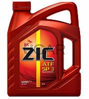 ZIC ATF SP-3 жидкость для АКПП, 4 л