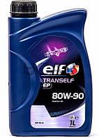 ELF Tranself EP 80W-90 (API GL-4) трансмиссионное масло, 1 л