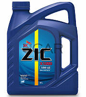 ZIC X5000 10W-40 дизельное моторное масло, 6 л
