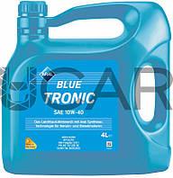 Aral Blue Tronic 10W-40 полусинтетическое моторное масло, 4 л