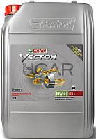 Castrol Vecton 10W-40 дизельное моторное масло, 20 л