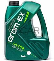 Grom-Ex Ultra 10W-40 API SL/CF полусинтетическое моторное масло, 4 л