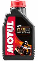 Motul 7100 4T SAE 5W40 моторное масло для мототехники, 1 л