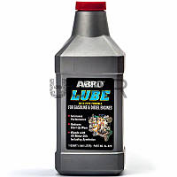Abro AL-629 Lube with PTFE присадка в масло с тефлоном, 946 мл