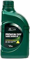 Mobis Premium DPF (SAE 5W-30, ACEA C3) дизельное моторное масло, 1 л (05200-00120)