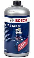 Bosch DOT 5.1 тормозная жидкость, 1 л (1987479121)