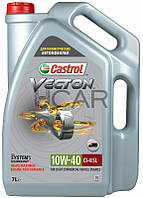 Castrol Vecton 10W-40 дизельное моторное масло, 7 л
