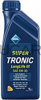 Aral Super Tronic Longlife III 5W-30 синтетическое моторное масло, 1 л