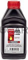 Ferodo FBZ050 DOT 5.1 тормозная жидкость, 0,5 л