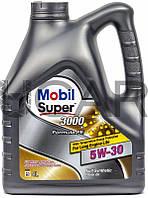 Mobil Super 3000 Formula FE 5W-30 синтетическое моторное масло, 4 л