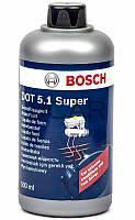 Bosch DOT 5.1 тормозная жидкость, 0,5 л (1987479120)