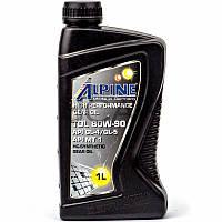 Alpine Gear Oil TDL 80W-90 API GL-4/GL-5/MT-1 транс. масло, 1 л (0100721)