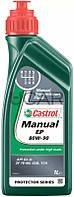 Castrol Manual EP 80W-90 GL-4 трансмиссионное масло, 1 л (392)