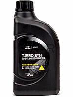 Mobis Turbo Syn (SAE 5W-30, API SM) синтетическое моторное масло, 1 л (05100-00141)