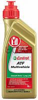 Castrol ATF Multivehicle универсальная жидкость для АКПП, 1 л