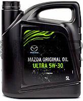 Mazda Original Oil Ultra 5W-30 синтетическое моторное масло, 5 л