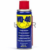 WD-40 Универсальная проникающая смазка, 200 мл