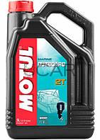 Motul Outboard 2T масло для подвесных лодочных моторов, 5 л (851851)