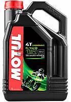 Motul 5100 4T SAE 10W50 моторное масло для мототехники, 4 л (836841)