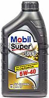 Mobil Super 3000 X1 5W-40 синтетическое моторное масло, 1 л (152567)