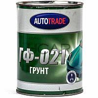 Auto Trade Грунт ГФ-021 серый, 900 г