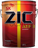 ZIC ATF 3 жидкость для АКПП, 20 л (192632)