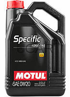 Motul Specific RBS0-2AE SAE 0W-20 синтетическое моторное масло, 5 л (867451)