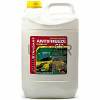 EuroStandart Antifreeze-40 Yellow желтый антифриз, 5 кг (701123)