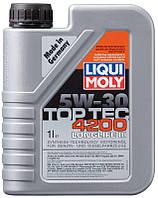 Liqui Moly 7660 Top Tec 4200 5W-30 (VW Audi) синтетическое моторное масло, 1 л