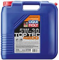 Liqui Moly 3708 Top Tec 4200 5W-30 (VW Audi) синтетическое моторное масло, 20 л