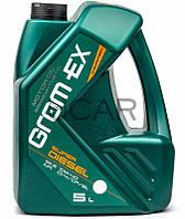 Grom-Ex Super Diesel 10W-40 API CI-4/SL дизельное моторное масло, 5 л
