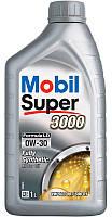 Mobil Super 3000 Formula LD 0W-30 синтетическое моторное масло, 1 л (151220)