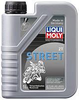 Liqui Moly 3981 Motorbike 2T Street моторное масло для мототехники, 1 л