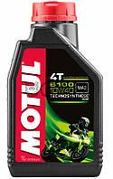 Motul 5100 4T SAE 10W40 моторное масло для мототехники, 1 л (836511)