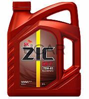 ZIC GFT 75W-85 трансмиссионное масло, 4 л (162624)