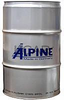 Alpine Syngear 75W-90 API GL-4/GL-5 трансмиссионное масло, 60 л (0100744)
