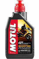 Motul Scooter Power 4T SAE 10W30 MB моторное масло, 1 л