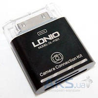LDNio Camera сonnection kit for Apple iPhone DL-P301 Black