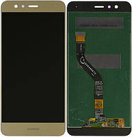 Дисплей Huawei Ascend P10 Lite complete with touch Gold