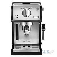 Кофеварка Delonghi ECP 35.31 BK STEEL