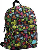Рюкзак Bagland Молодежный (дизайн) 17 л. Дизайн - Сердца 24 (00533664)