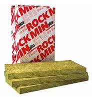 Утеплитель ROCKWOOL Rockmin Plus 1000х600х50 мм 31 кг/м3