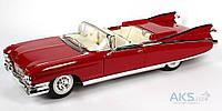 Автомодель Maisto (1:18) Cadillac Eldorado Biarritz (36813) Красный
