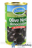 Маслины ORTOMIO Olive Nere 150/350г