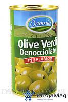 Оливки ORTOMIO Olive Verdi 150/350г